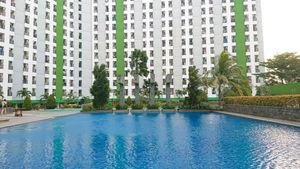 Apartemen Green Lake View Ciputat by Farida Property