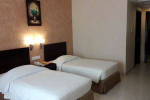 Hotel Nuansa Indah Balikpapan - Deluxe Twin
