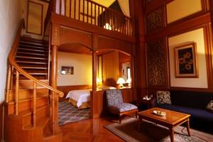 Geulis Boutique Hotel & Cafe Bandung - kamar Family suite