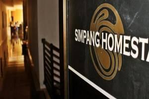 Simpang Homestay Malang - Pintu Masuk