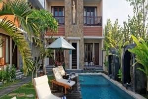 U Tube Hotel Bali - Kolam Renang