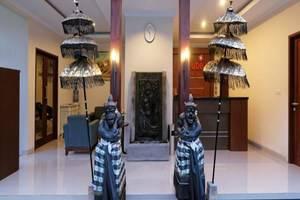 U Tube Hotel Bali - Resepsionis