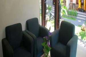 U Tube Hotel Bali - Ruang Tamu