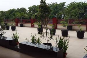 Raz Hotel Medan - Rooftop
