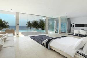 C151 Luxury Villas at Dreamland - Kamar tamu