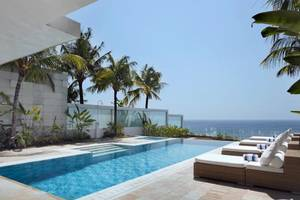 C151 Luxury Villas Dreamland Bali - Kolam Renang