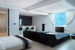 C151 Luxury Villas Dreamland Bali - Kamar tamu