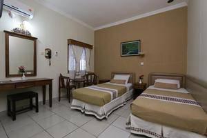 Hotel Mataram 1 Yogyakarta - Kamar Twin