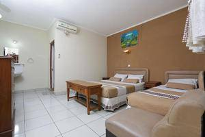 Hotel Mataram 1 Yogyakarta - Kamar Family