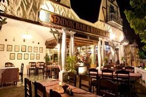 Sendok Hotel Lombok - Restoran