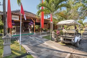 Inna Bali Beach Resort Bali - Lobby