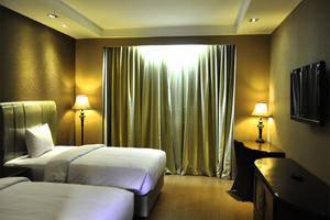 NIDA Rooms Bagindo Chan 28 Padang Barat - Kamar tidur