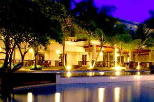 The Acacia Hotel  Anyer - Kolam Renang