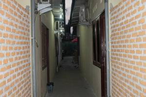 Amelia Guest House Medan - Koridor