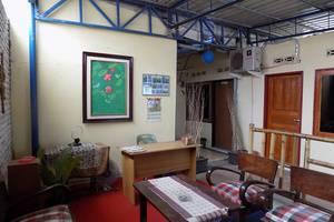 Amelia Guest House Medan - lobi