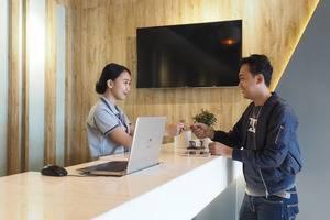 7 Days Premium Hotel Jakarta - Front Office
