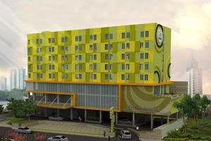 Zest Hotel Sukajadi Bandung - Hotel Building