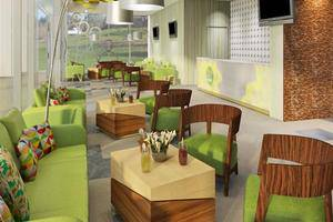 Zest Hotel Sukajadi Bandung - Lobby