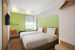 Zest Hotel Sukajadi Bandung - Zest Deluxe Twin