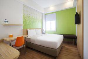 Zest Hotel Sukajadi Bandung - Zest Deluxe Double
