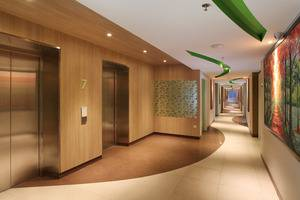 Zest Hotel Sukajadi Bandung - KORIDOR