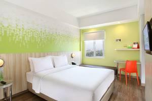 Zest Hotel Sukajadi Bandung - TEMPAT TIDUR DOUBLE