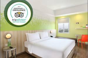 Zest Hotel Sukajadi Bandung - ZEST QUEEN ROOM