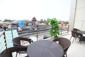 Superstar Hotel Dumai - Rooftop