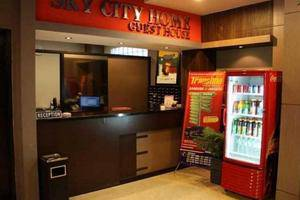 Sky City Home Guest House Bandung - Lobby