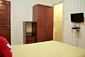 ZEN Rooms Setiabudi 9 Jakarta - tempat tidur