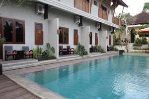 Tinggal Premium Ubud Raya Tjampuhan - Swimming pool