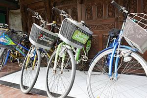 ZenRooms Palasari - Penyewaan Sepeda