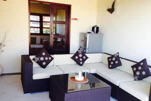 Ocean Valley Village Villas Bali - teras atas