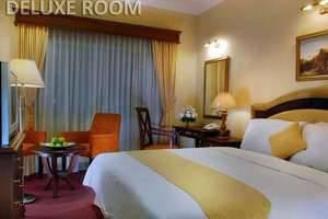 Blue Sky Pandurata Jakarta - Tempat tidur double