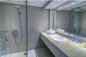 Maharani Beach Hotel Bali - Shower
