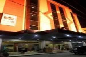 Grand Hotel Jambi Jambi - Tampak luar