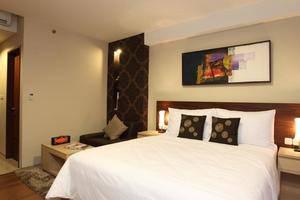 Avissa Suites Jakarta - Kamar tamu