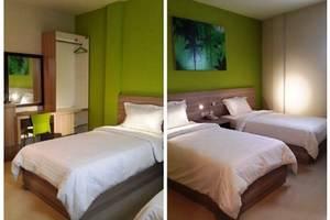 Fresh Hotel Sukabumi - Kamar tamu
