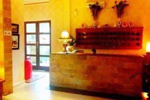 Hotel Centrum Bangka - Front Desk
