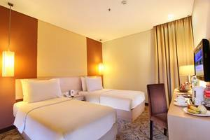 Swiss-Belinn Balikpapan - Deluxe Twin Bed
