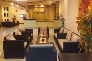 Anggraeni Hotel Jatibarang Brebes - Lobby