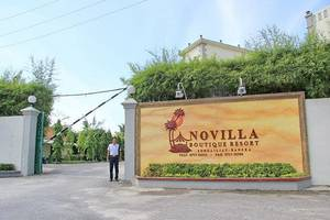 Novilla Boutique Resort Bangka - Eksterior