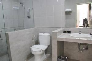 Novilla Boutique Resort Bangka - toilet