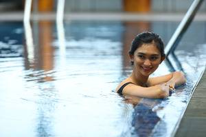 Hotel Santika Premiere ICE BSD City - Swimming Pool