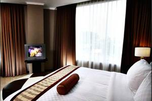 Zurich Hotel Balikpapan - Kamar Superior
