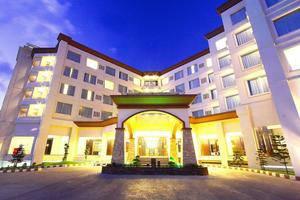 Zurich Hotel Balikpapan - Exterior