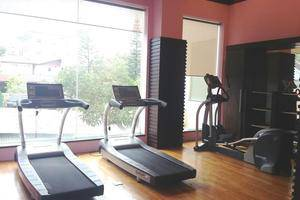 Zurich Hotel Balikpapan - Fitness Center