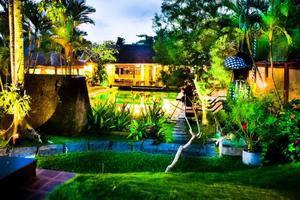 Aqua Bali Villa Bali - Pemandangan