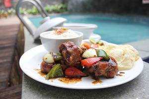 Horison Palma Pangandaran Pangandaran - Makanan dan minuman