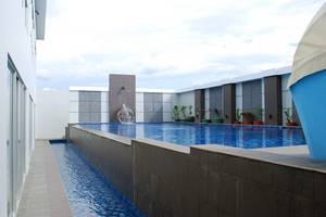 Royal Jelita Hotel Banjarmasin - Kolam Renang